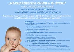 Warsztaty dla przyszłych rodziców w Olsztynie