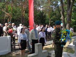 Pamiętali o żołnierzach Petlury