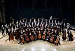 Orkiestra symfoniczna Filharmonii Warmińsko-Mazurskiej z Oratorium Quo vadis w Krakowie