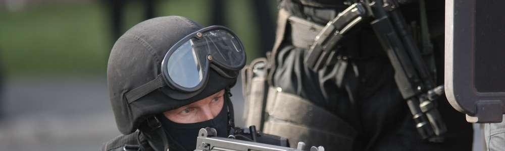 Strzelanina na stacji benzynowej w Ostródzie? Policja: nie użyto broni palnej