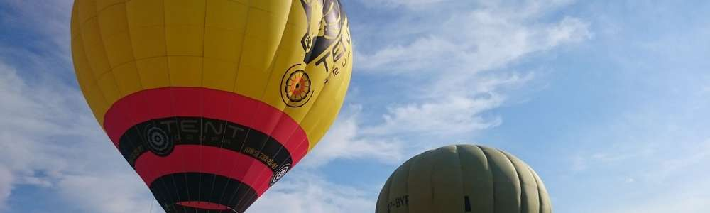 Festiwal Balonowy w Dywitach. Darmowe loty balonami na uwięzi, katapulta ludzka i inne atrakcje