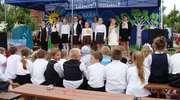 Biesiada szkolna w Rożyńsku Wielkim
