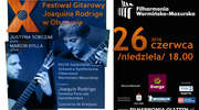 X Festiwal Gitarowy Joaquina Rodrigo w filharmonii