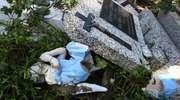 Nawałnica nie oszczędziła cmentarza. Straty są spore