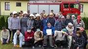 Strażacy z OSP spotkali się z podopiecznymi DPS