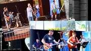 """Blues4Cash i ROCK kONia otworzyli cykl """"Letnich koncertów na deptaku"""""""