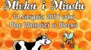 II Oleckie Święto Mleka i Miodu