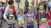 Zabawy i smakołyki podczas dni otwartych Szkoły Podstawowej nr.1