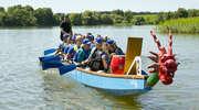 Smocze łodzie wypłyną na Jezioro Ełckie w sobotę