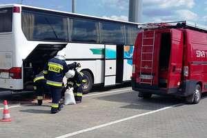 Dwie katastrofy drogowe wisiały na włosku. Kontrole u przewoźników