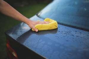 Za umycie samochodu nie dostaniesz mandatu [AKTUALIZACJA]
