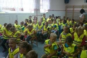 Mili goście w Zespole Szkół w Mrocznie
