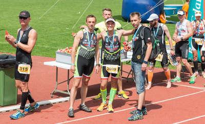Lidzbark debiutuje w triathlonie