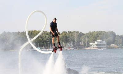 FlyBoard - wyjątkowy, ekscytujący sport wodny
