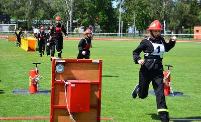 Rogóż wygrał Powiatowe Zawody Młodzieżowych Drużyn Pożarniczych