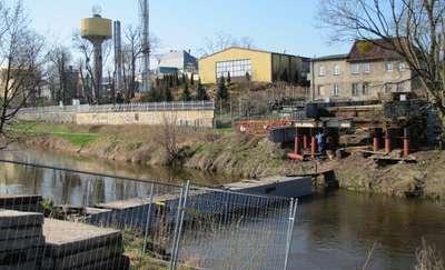 Ruszył przetarg na budowę mostu na Pasłęce