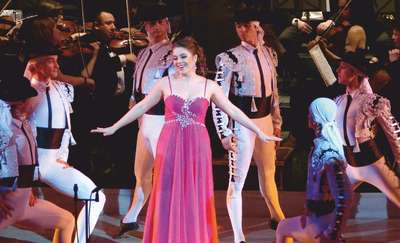 """Vivat Operetta"". Wielka gala operowo - operetkowa"