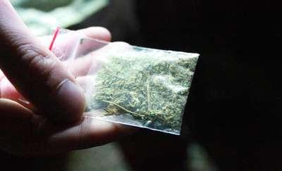 19-latek zatrzymany z marihuaną