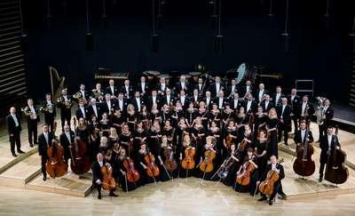 """Orkiestra symfoniczna Filharmonii Warmińsko-Mazurskiej z Oratorium """"Quo vadis"""" w Krakowie"""
