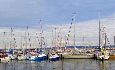 VII Międzynarodowe Regaty o Puchar Trzech Marszałków na wodach Zalewu