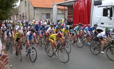 Trzy medale podczas szosowych mistrzostw Polski szkółek kolarskich
