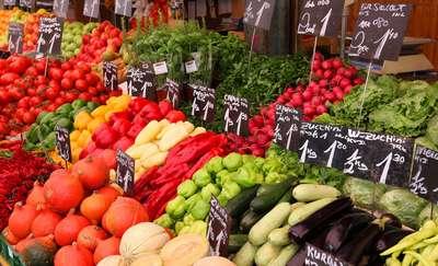 Rozsmakuj się w warzywnych kolorach lata