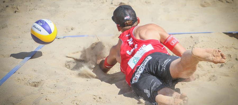 Grand Slam Olsztyn 2016. Tysiące kibiców i turystów na plaży