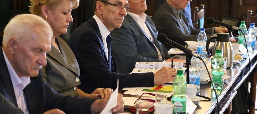 Prezydent rozmawiał z parlamentarzystami o elektrociepłowni