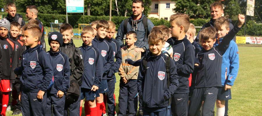 W turnieju grają m.in. drużyny giżyckiej Mazurii