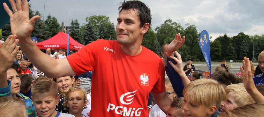 Marcin Lijewski w Bartoszycach