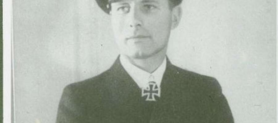 Kpt. marynarki w st. spocz. Karl-Friedrich Merten