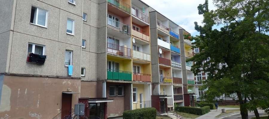 Do włamania doszło przy ul. Kościuszki 12 w Iławie