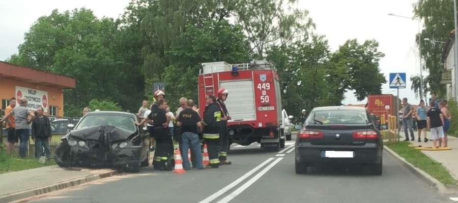 Do wypadku doszło w środę po południu