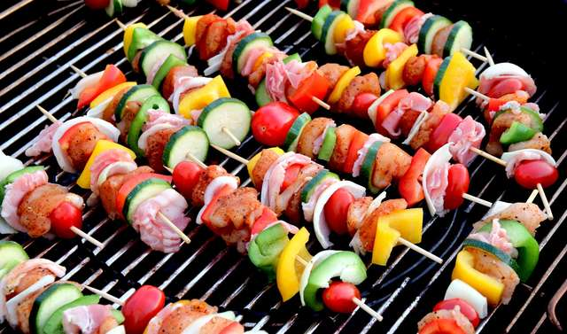 Czy grillowane potrawy mogą być zdrowe? - full image
