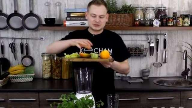 Przepis na smoothies - full image