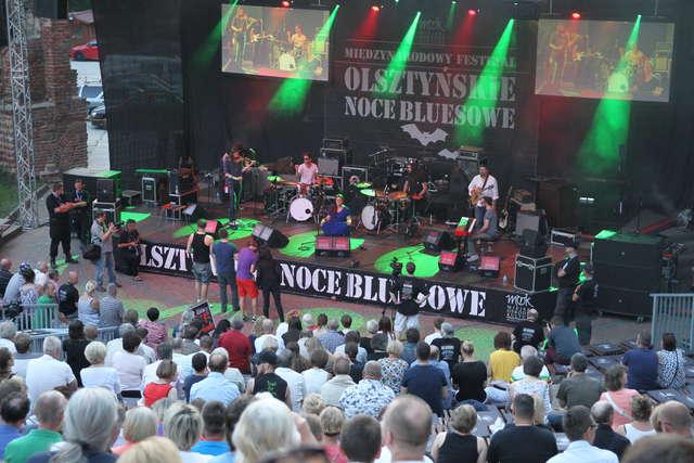 XXVI Olsztyńskie Noce Bluesowe - full image