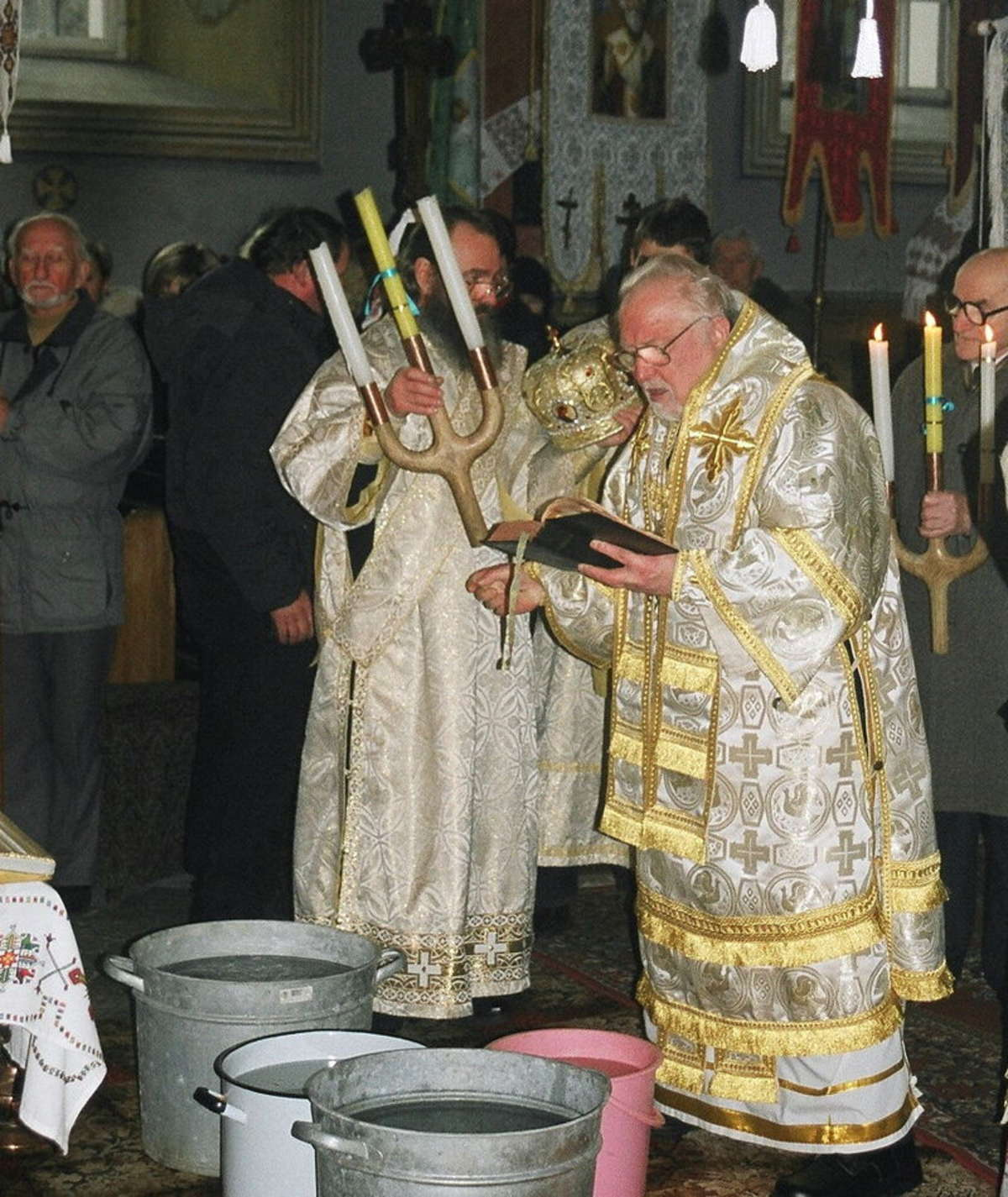 Zmarł abp Adam (Dubec), najstarszy prawosławny biskup w Polsce  - full image