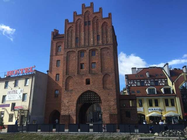Wysoka Brama w Olsztynie - full image
