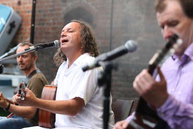 OLA: Koncert zepsołu Stare Drobne Małże - full image