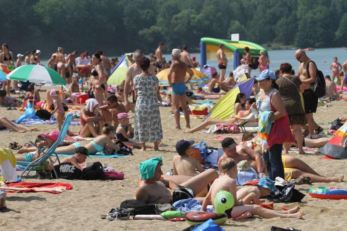 Uwaga sinice: które plaże są bezpieczne na Warmii i Mazurach? - full image