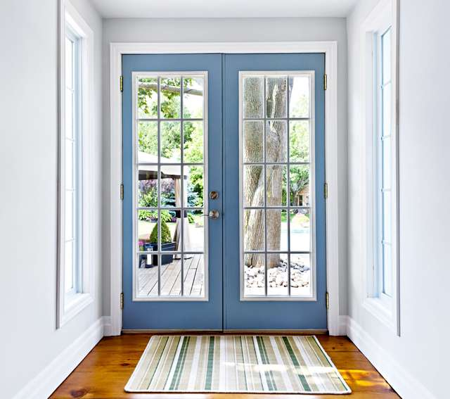 Malujemy płot, okna i drzwi  - full image