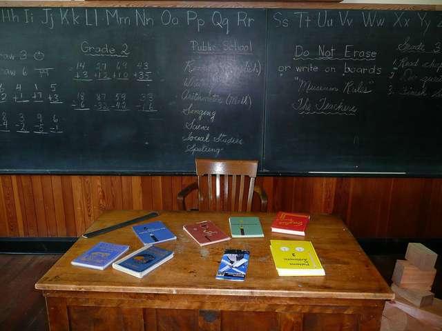 Czy nauczyciele w gimnazjach stracą pracę? - full image