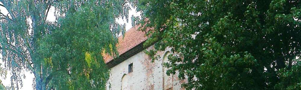 Bezławki: kościół z legendą