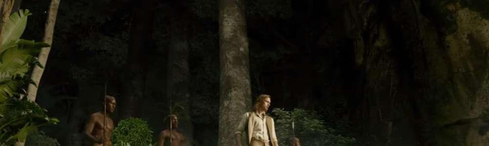 Tarzan czy Fajny Agent? Złap bilety do kina!