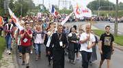 Piesza pielgrzymka ruszyła z Olsztyna do Gietrzwałdu [ZDJĘCIA]