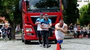 Amatorskie Zawody Strongman w Gołdapi