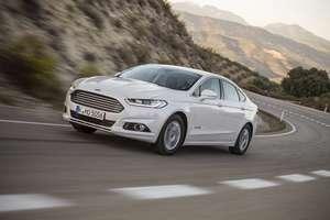 Ford Mondeo Czysta przyjemność jazdy