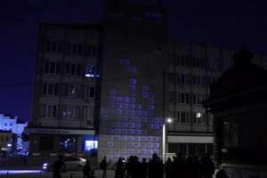 W Rosji powstała gigantyczna wersja gry Tetris