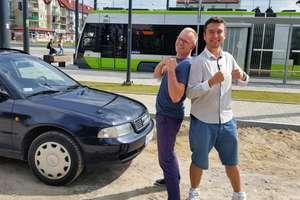 Test: Olsztyński tramwaj kontra samochód [FILM]