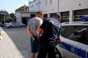 W ramie roweru przewoził kokainę. 38-latek z Olsztyna zatrzymany